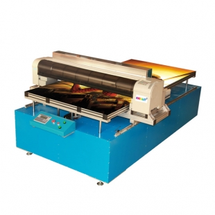 Wide-format flatbed printer