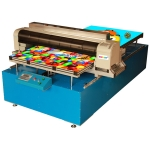 Large-format flatbed printer