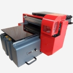 Single Head a3 size 3050 UV Led Flatbed Printer