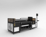 High-speed digital textile printing machine